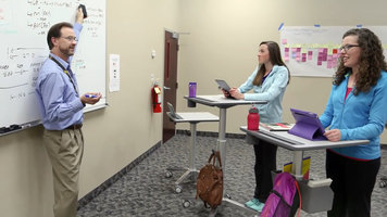 Ergotron LearnFIT: Get Students Standing