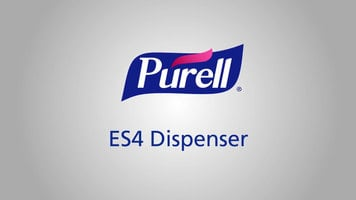 Purell: ES4 Push Style Dispensing System