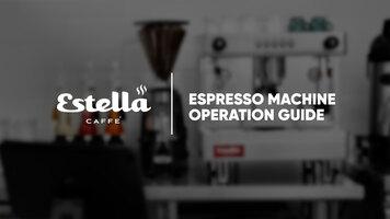 Estella Caffé Espresso Machines
