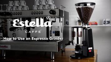 How to Use the Estella Espresso Grinder