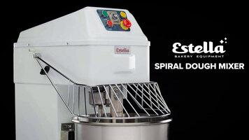 Estella Spiral Dough Mixers