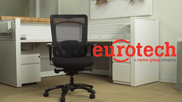 Eurotech Monterey Fabric and Mesh Seats