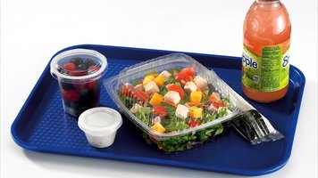 Cambro Fast Food Tray