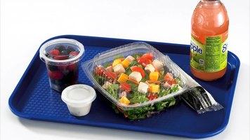Cambro Fast Food Tray