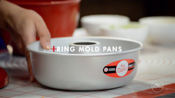 Fat Daddio's ProSeries Ring Mold Pans