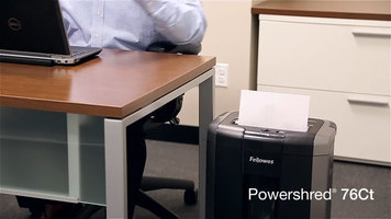 Upgrading Your Home Paper Shredder- Powershred® 76Ct Cross Cut Shredder