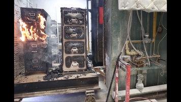 FireKing Cabinets: Fire Test