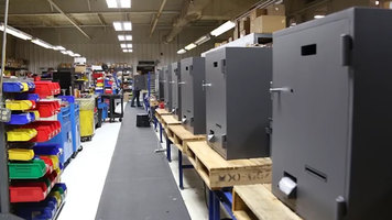 FireKing Safes: How They're Made