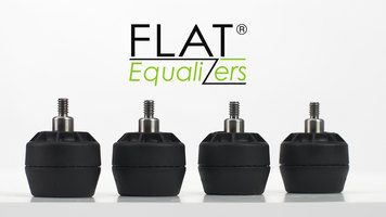 Flat Tech Equalizers