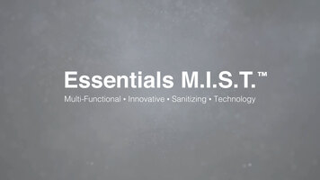 FOH Essentials M.I.S.T System