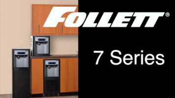 7 Reasons to Use the Follett 7 Series Ice and Water Dispensers