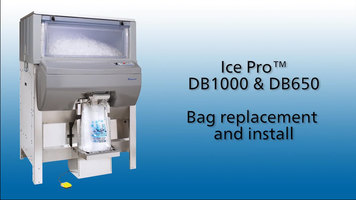 Follett Ice Pro: Changing Bags