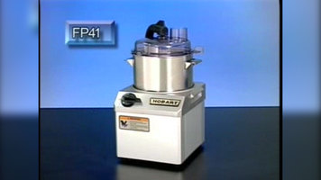 Hobart FP41 Food Processor