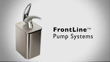 San Jamar Frontline Pump Systems