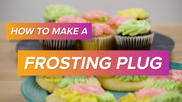 How to Make a Frosting Plug