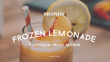 Frozen Lemonade by Monin