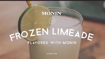 Frozen Limeade by Monin