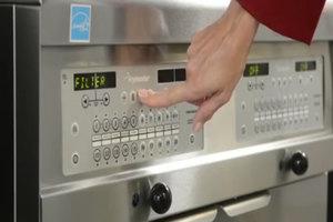 FryMaster FilterQuick Fingertip Filtration