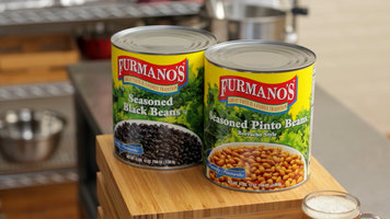Furmano's Seasoned Beans Recipe