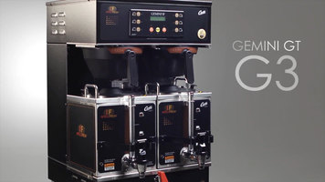 Curtis G3 Gemini Coffee Brewer
