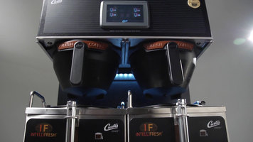 Curtis G4 Gemini Coffee Brewer