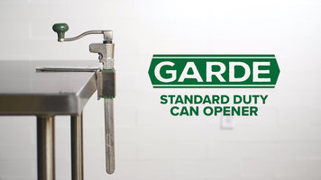 Garde Standard Duty Manual Can Opener
