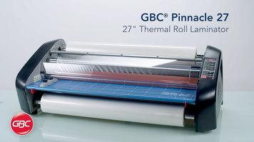 GBC Pinnacle 27 Laminator