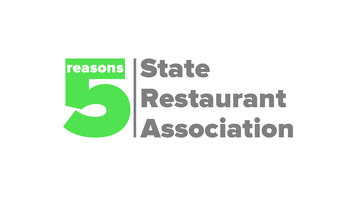 Five Reasons to Join Your State Restaurant Association