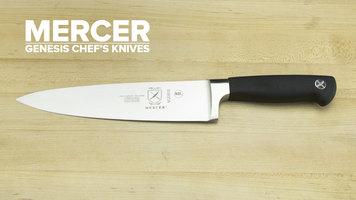 Mercer Genesis Chef's Knives