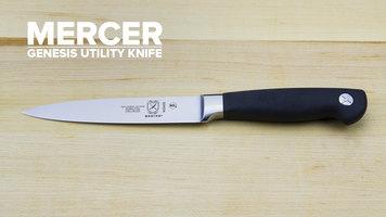 "Mercer Genesis 5"" Utility Knife"