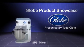 Globe 5 Quart Commercial Stand Mixer