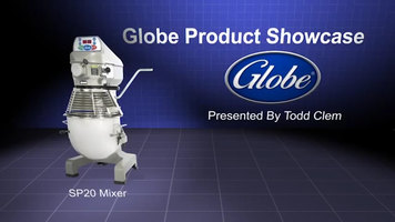 Globe 20 Quart Commercial Stand Mixer