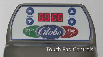 Globe SP10-60 Mixer Controls