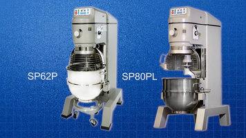Globe SP62 and SP80PL Mixer Controls