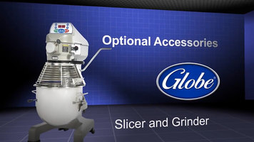 Globe Mixer Accessories