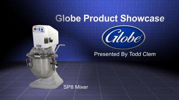 Globe SP8 8 Qt. Mixer