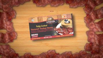 Godshalls Uncured Turkey Bacon