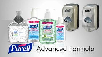 Purell® Advanced Formula Hand Sanitizer