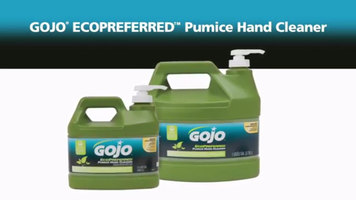 GOJO® EcoPreferred Pumice Hand Cleaner