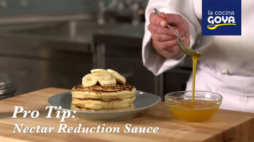 Pro Tip: Nectar Reduction Sauce