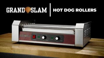 Grand Slam Hot Dog Rollers