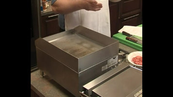 Vollrath Griddle Demonstration