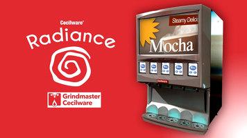 Grindmaster Cecilware Radiance Powder Beverage Dispensers