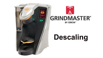 Grindmaster RealCup RC400 Coffee Brewer: Descaling