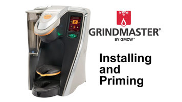 Grindmaster RealCup RC400 Coffee Brewer: Installing and Priming
