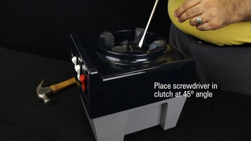 Hamilton Beach 990 Blender: Replacing the Clutch Drive Coupling