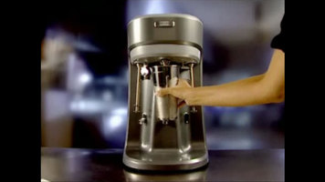 How to use the Hamilton Beach Single and Triple Spindle Drink Mixer