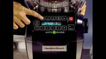 Hamilton Beach Summit Blender Demonstration