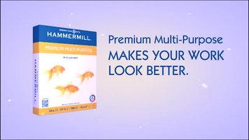 Hammermill Premium Multi-Purpose Paper