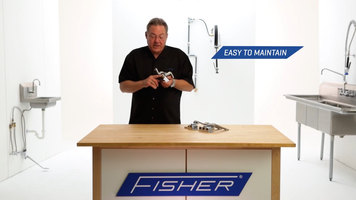 Fisher Hands-Free Faucet Control